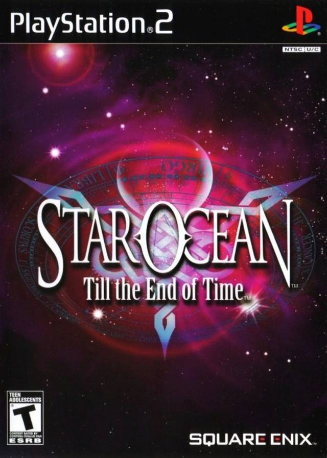 Star Ocean: Till The End of Time Limited Edition