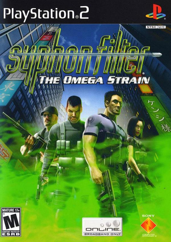 Syphon Filter: Omega Strain