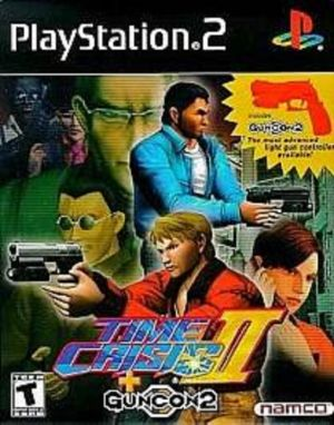 Time Crisis 2 with GunCon 2