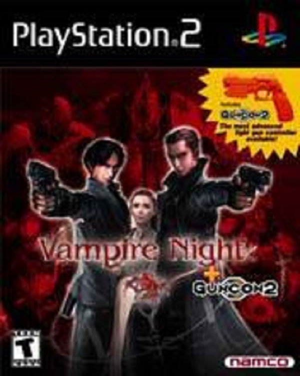 Vampire Night with GunCon 2