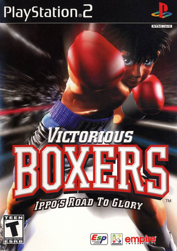 Victorious Boxers: Ippo's Road to Victory