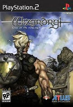 Wizardry: Tale of The Forsaken Land