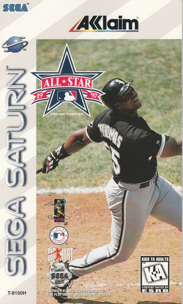 All-Star Baseball 1997 Featuring Frank Thomas