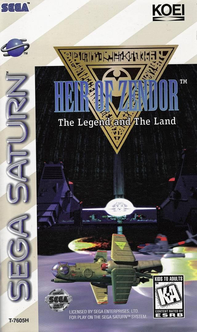 Heir of Zendor