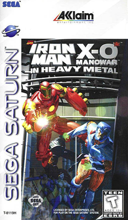 Iron Man & X-O Manowar In Heavy Metal