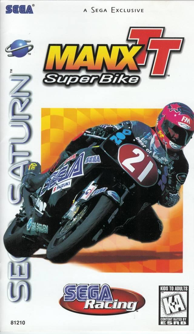 Manx TT Super Bike