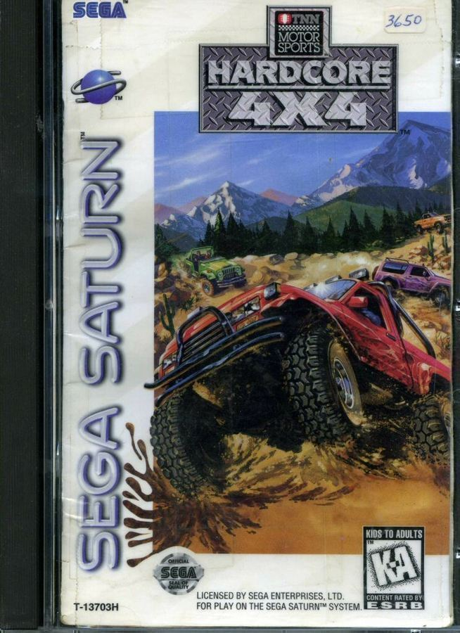 TNN Motorsports Hard Core 4x4