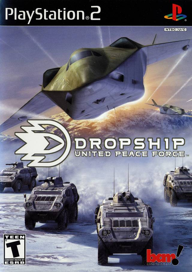 Drop Ship: United Peace Force