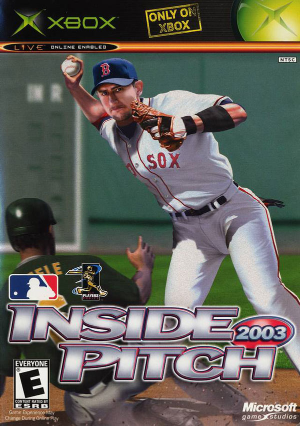 MLB Inside Pitch 2003