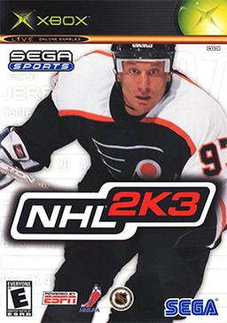 NHL 2K3 Sega Sports