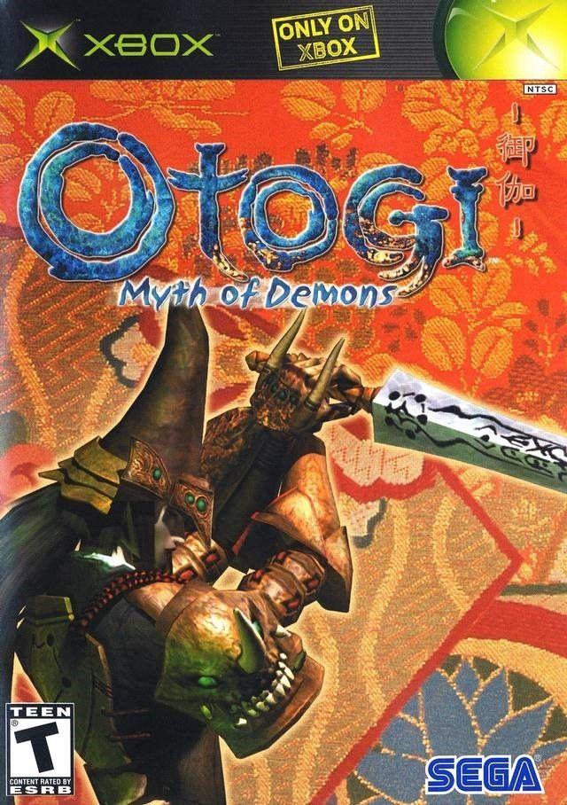 Otogi Myth Of Demons