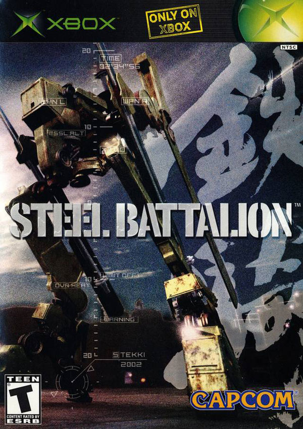 Steel Battalion with Controller