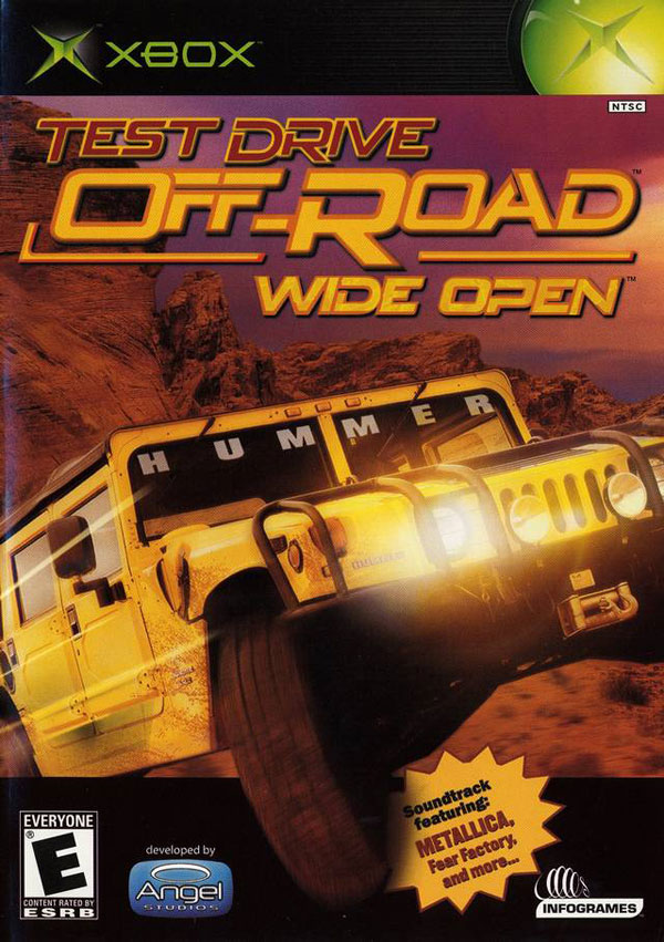 Test Drive Off-Road: Wide Open