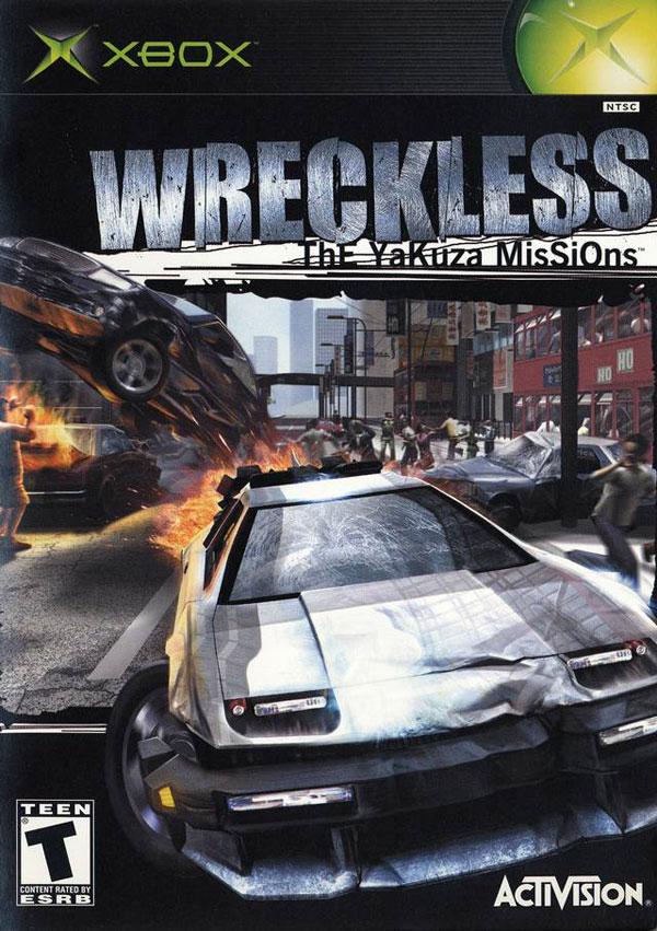 Wreckless: Yakuza Missions