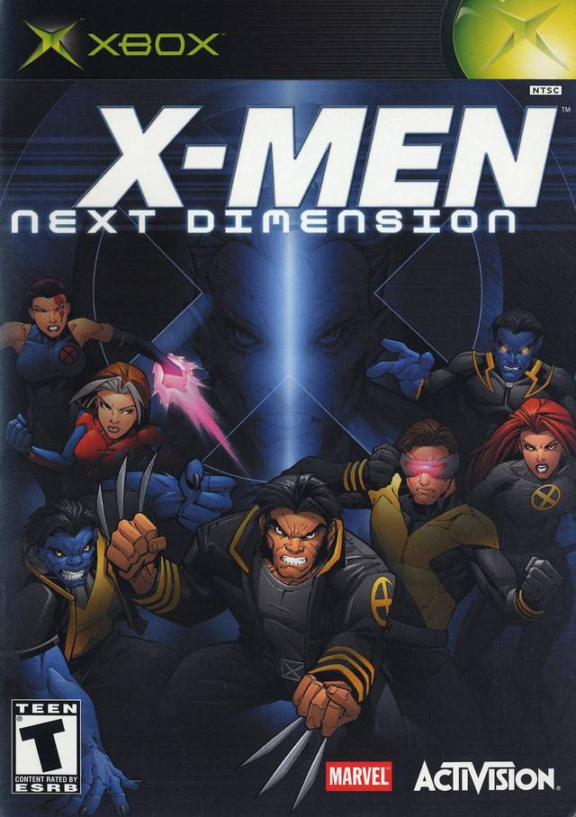 X-Men: Next Dimension