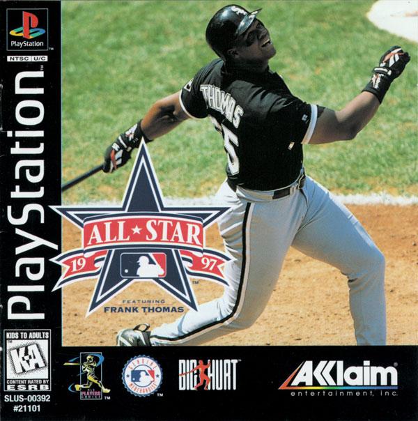 All-Star Baseball '97