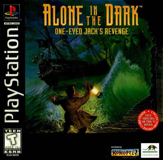Alone in the Dark: One Eyed Jack's Revenge