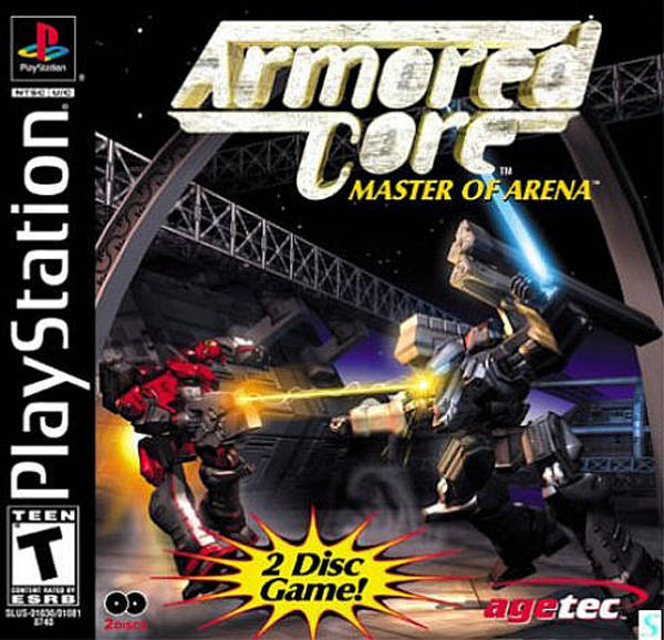 Armored Core 3: Master of Arena