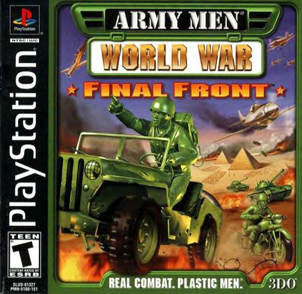 Army Men World War Final Front