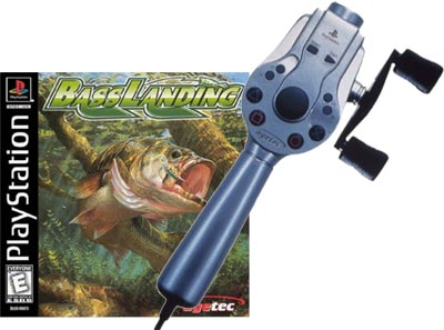 Bass Landing w/controller