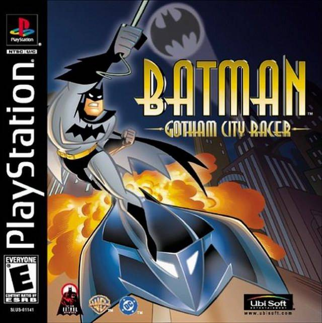 Batman Gotham City Racer