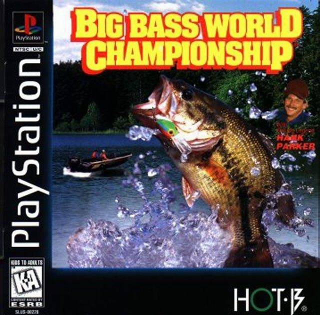 Big Bass World Champion