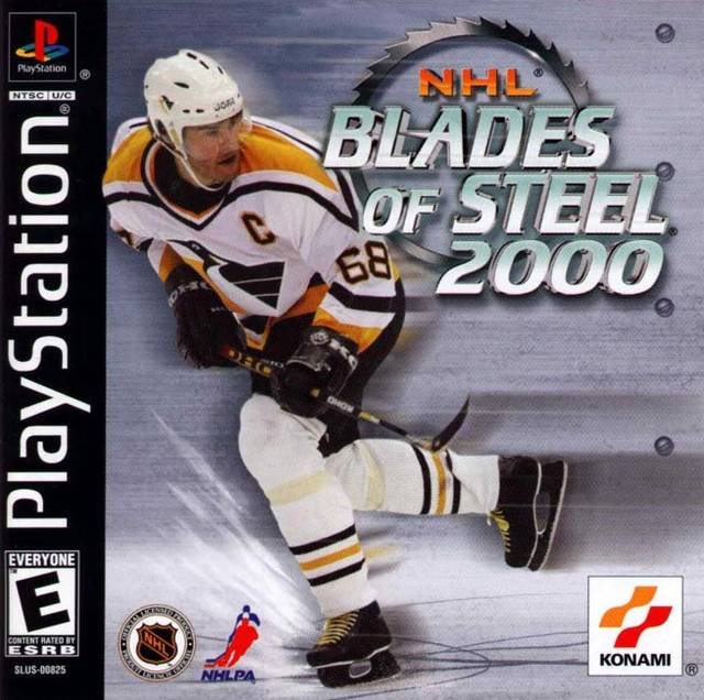 Blades of Steel 2000