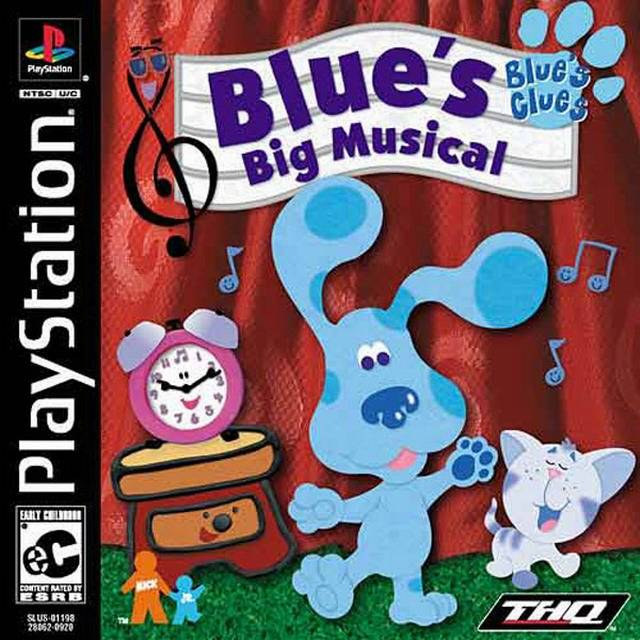 Blue's Clues Big Musical