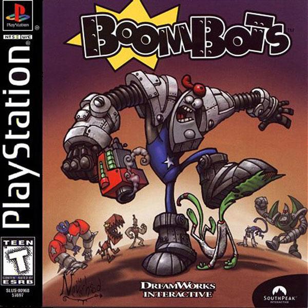 Boom Bots