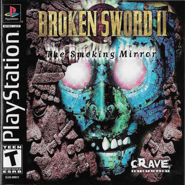 Broken Sword II: Smoking Mirror