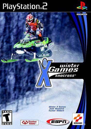 ESPN X Games Snocross
