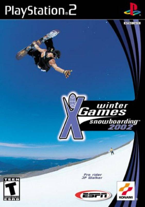 ESPN X Games Snowboarding 2002