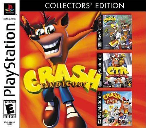 Crash Bandicoot Collector's Edition