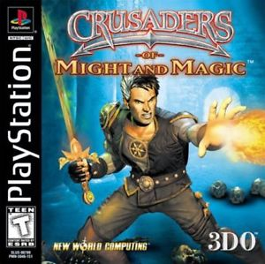 Crusaders of Might & Magic