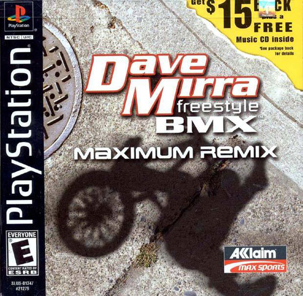 Dave Mirra Freestyle BMX: Remix