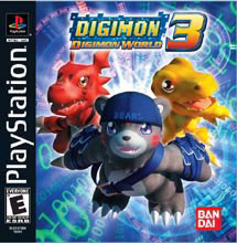 Digimon World 3