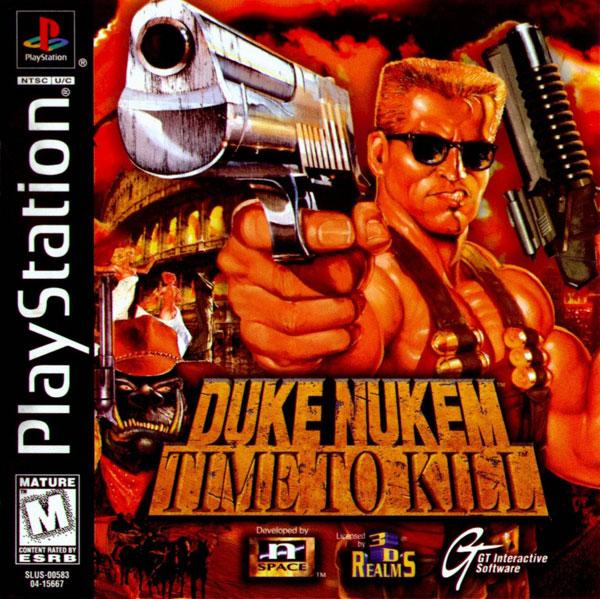 Duke Nukem Time to Kill