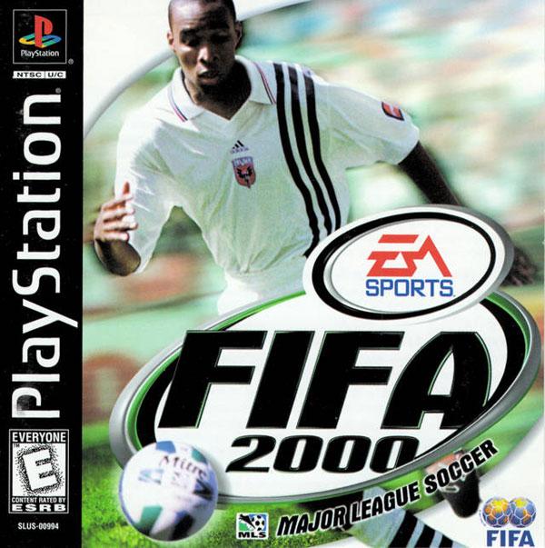 FIFA Soccer 2000
