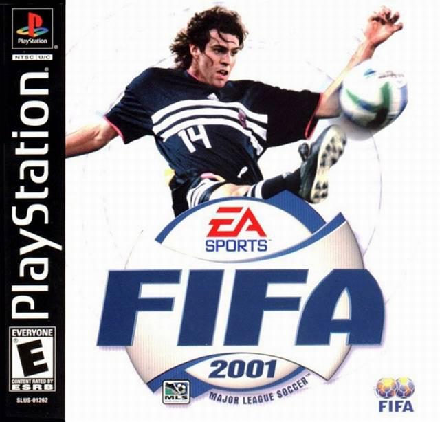 FIFA Soccer 2001