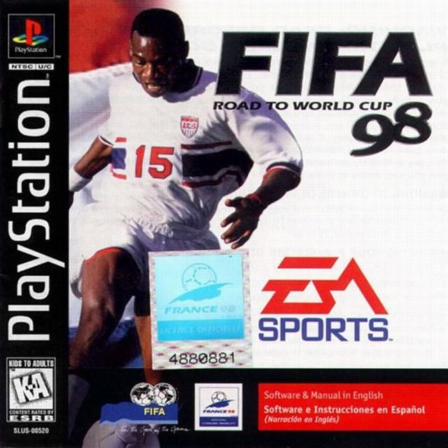 FIFA Soccer '98