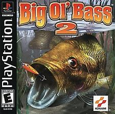 Fisherman's Bait 2: Big ol' Bass