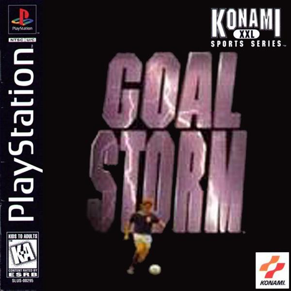 Goal Storm Soccer