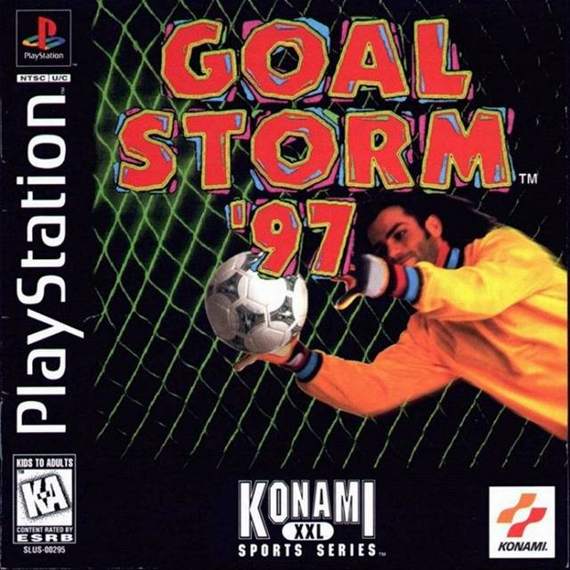 Goal Storm Soccer '97