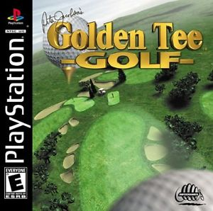 Golden Tee Golf Peter Jacobsen