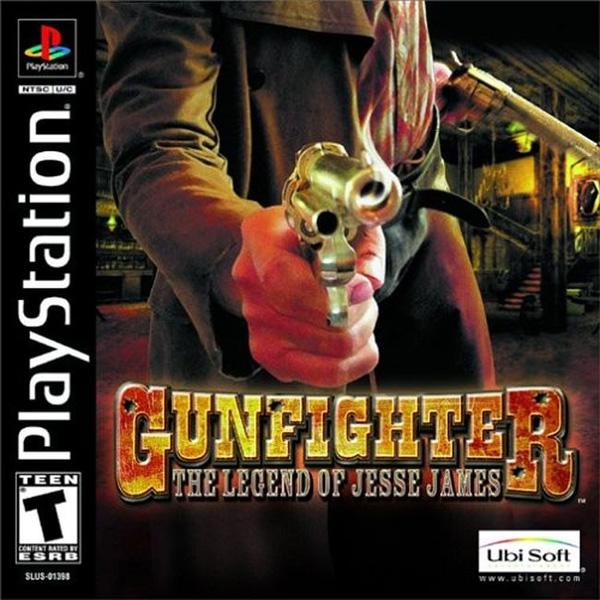 Gun Fighter: The Legend of Jesse James