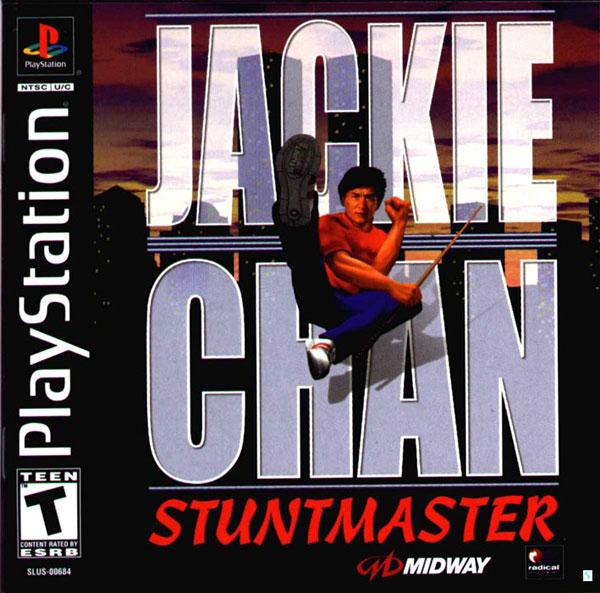 Jackie Chan Stunt Master