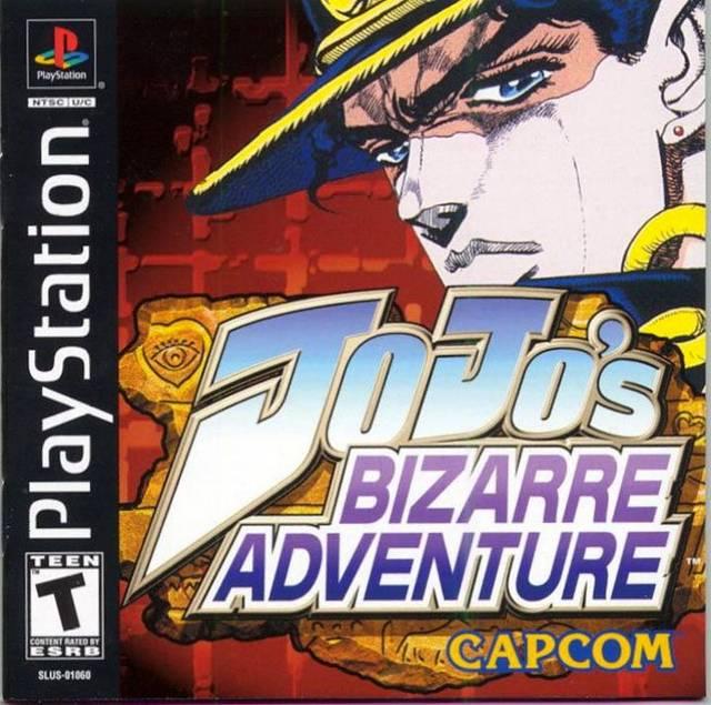 Jo Jo's Bizarre Adventure