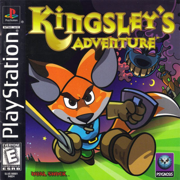 Kingsley's Adventures
