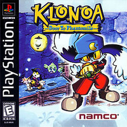 Klonoa: Door to Phantomile