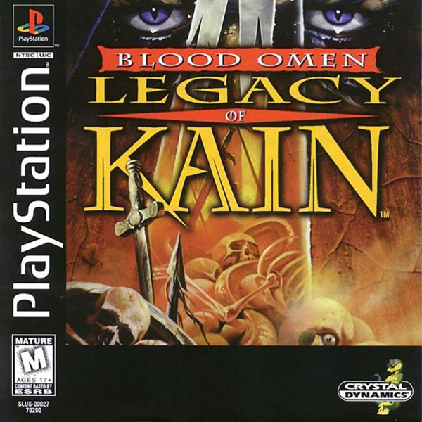 Legacy of Kain: Blood Omen